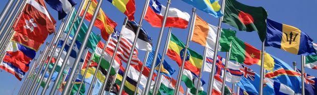 Fahne Ausschnitt