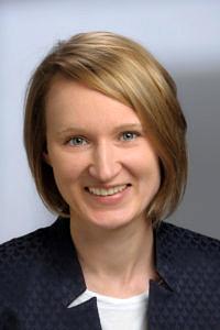 Portraitaufnahme Marion Kämmlein