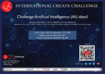 "Zum Artikel ""18.09.2018:  International Create Challenge 2018"""